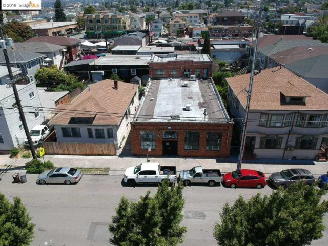 426 E 11Th St, Oakland, CA 94606 (#40874310) :: Armario Venema Homes Real Estate Team