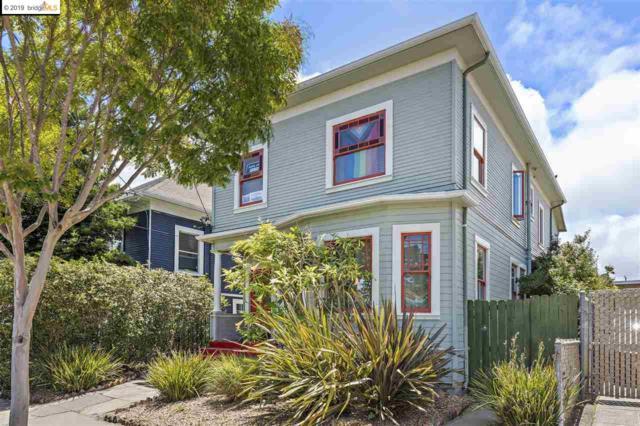 991 61St St, Oakland, CA 94608 (#40874318) :: Armario Venema Homes Real Estate Team