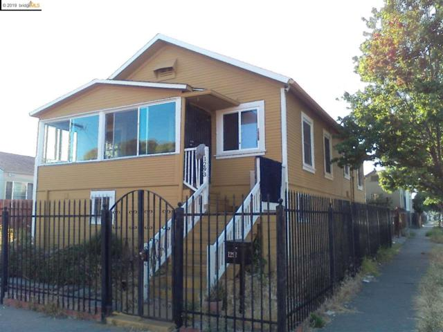 1293 62ND, Oakland, CA 94621 (#40874403) :: Realty World Property Network