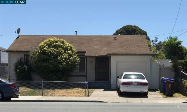 1467 Carlson Blvd, Richmond, CA 94804 (#40874548) :: Realty World Property Network