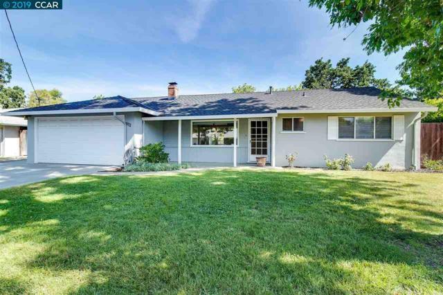 172 Beverly Drive, Pleasant Hill, CA 94523 (#40875219) :: The Grubb Company