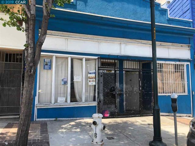 3Rd St, San Francisco, CA 94124 (#40875330) :: Realty World Property Network
