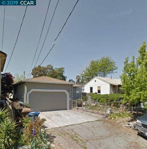 1221 Santa Fe Ave, Martinez, CA 94553 (#40875367) :: The Grubb Company