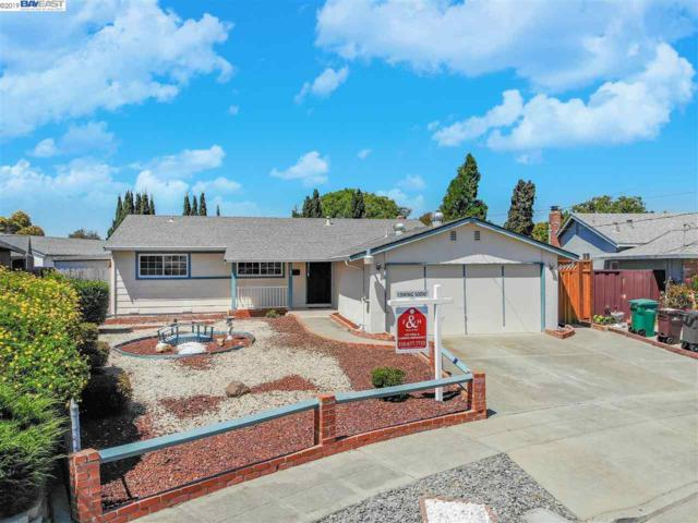 1747 Bobolink Ct, Hayward, CA 94545 (#40875478) :: The Grubb Company