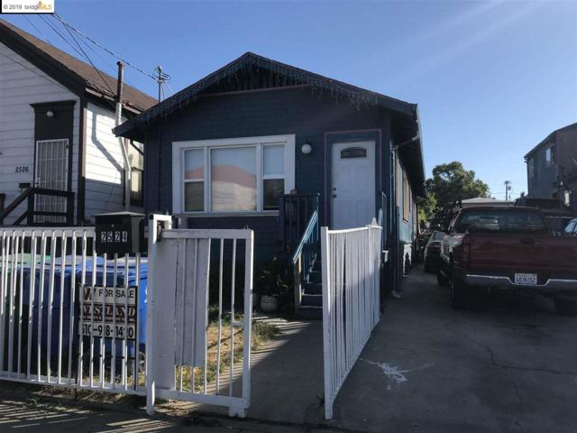 2524 Clement Ave, Alameda, CA 94501 (#40877101) :: Realty World Property Network