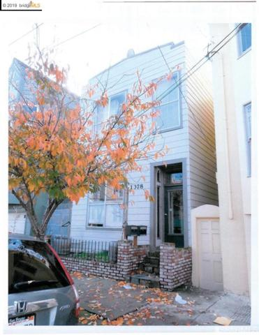 1378 Alabama Street, San Francisco, CA 94110 (#40877814) :: Blue Line Property Group