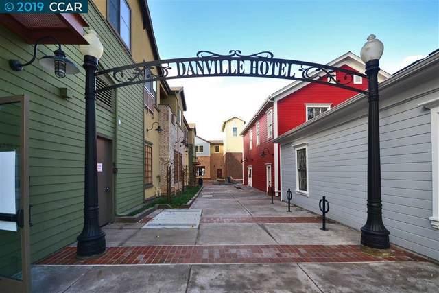 200 Railroad Ave #202, Danville, CA 94526 (#40880268) :: Blue Line Property Group