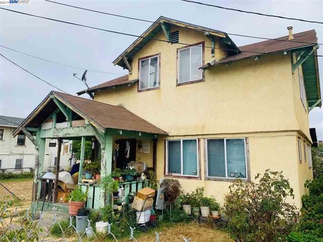 1633 41St Ave, Oakland, CA 94601 (#40880283) :: Armario Venema Homes Real Estate Team