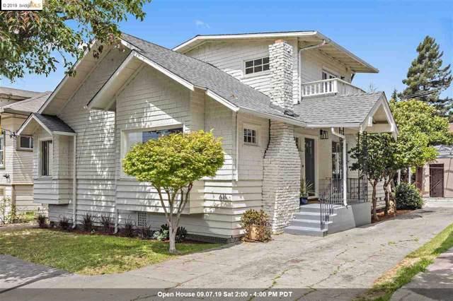 616 Aileen, Oakland, CA 94609 (#40880533) :: Armario Venema Homes Real Estate Team