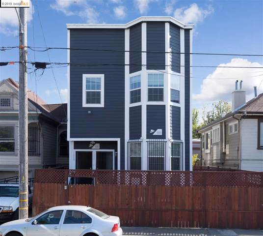 1213 34Th St, Oakland, CA 94608 (#40881326) :: Armario Venema Homes Real Estate Team