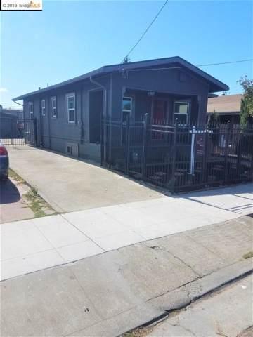 1218 Seminary Avenue, Oakland, CA 94621 (#40881356) :: Armario Venema Homes Real Estate Team