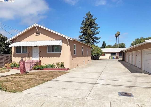 420 Medford Ave, Hayward, CA 94541 (#40881582) :: Armario Venema Homes Real Estate Team