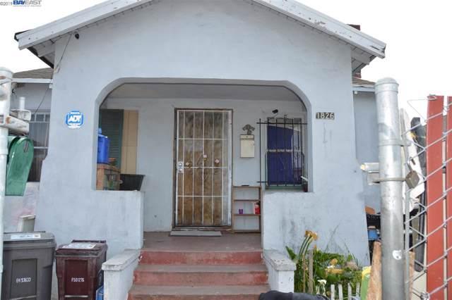 1826 70Th Ave, Oakland, CA 94621 (#40881639) :: Armario Venema Homes Real Estate Team