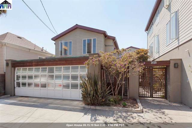3035 Chapman St #3, Oakland, CA 94601 (#40882279) :: Armario Venema Homes Real Estate Team