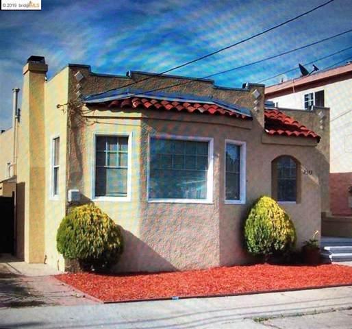 2343 Esmond, Richmond, CA 94804 (#40882424) :: Armario Venema Homes Real Estate Team