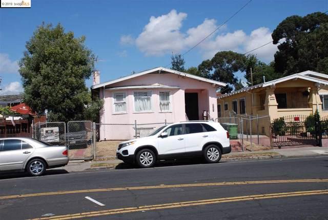 2784 Foothill Blvd, Oakland, CA 94601 (#40882444) :: Armario Venema Homes Real Estate Team