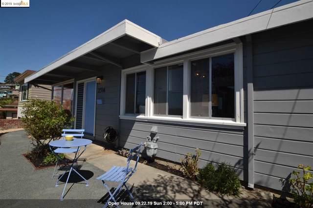 2316 Mira Vista Dr, El Cerrito, CA 94530 (#40882446) :: Armario Venema Homes Real Estate Team