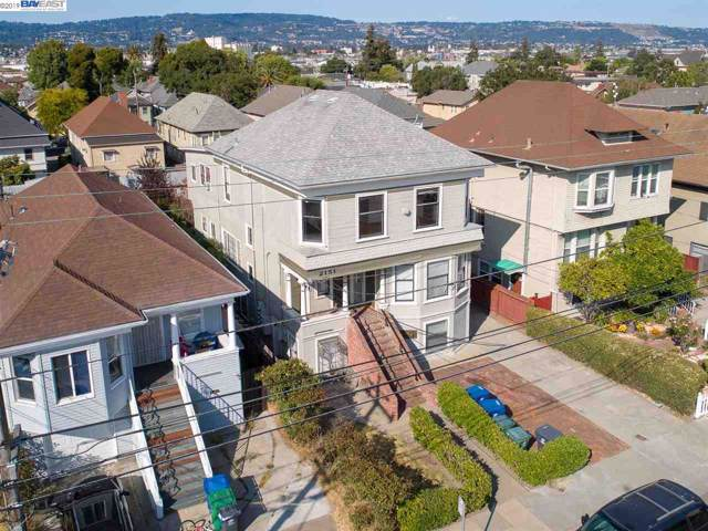 2151 Lincoln Avenue, Alameda, CA 94501 (#40882546) :: Blue Line Property Group