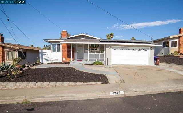 2585 Henry Ave, Pinole, CA 94564 (#40882556) :: J. Rockcliff Realtors