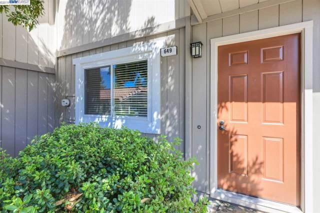 649 Concord Pl, Pleasanton, CA 94566 (#40882864) :: Armario Venema Homes Real Estate Team