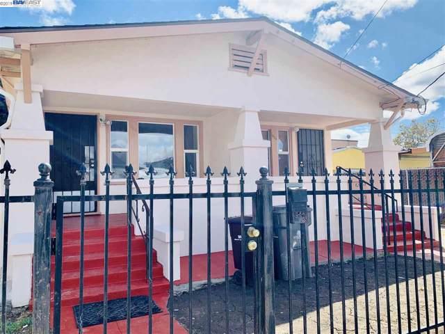 1420 87th Ave., Oakland, CA 94621 (#40882934) :: Armario Venema Homes Real Estate Team