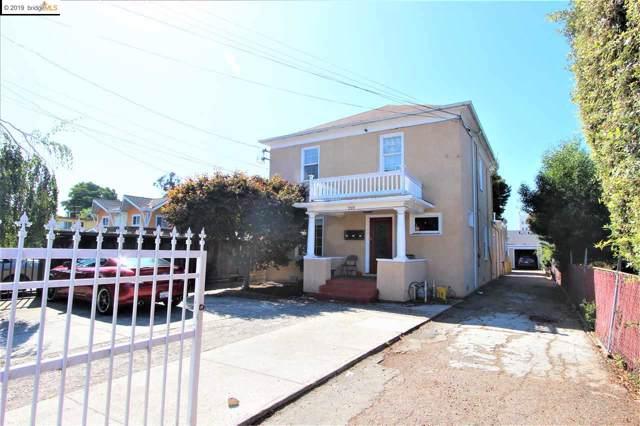 2911 E 16Th St, Oakland, CA 94601 (#40882949) :: Armario Venema Homes Real Estate Team