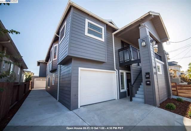 869 Arlington Ave, Oakland, CA 94608 (#40882955) :: Armario Venema Homes Real Estate Team