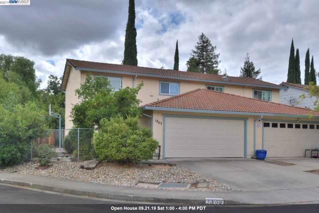 1863 Saint Phillip Ct, Concord, CA 94519 (#40882979) :: Armario Venema Homes Real Estate Team