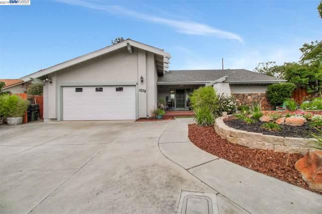 1078 Lomitas Ave, Livermore, CA 94550 (#40882994) :: Armario Venema Homes Real Estate Team