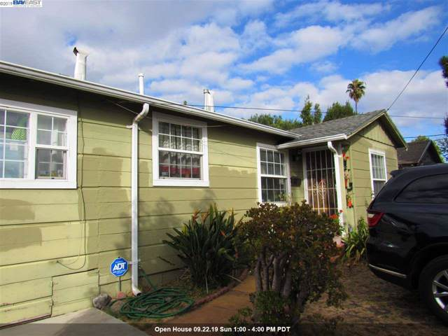 20 Cary Ct, Oakland, CA 94603 (#40883005) :: Armario Venema Homes Real Estate Team