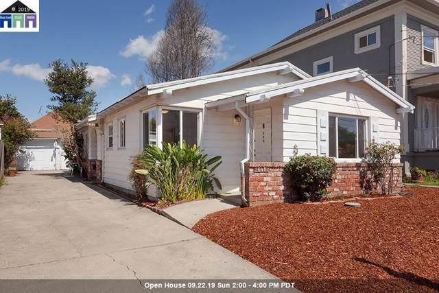 650 62nd St, Oakland, CA 94609 (#40883030) :: Blue Line Property Group