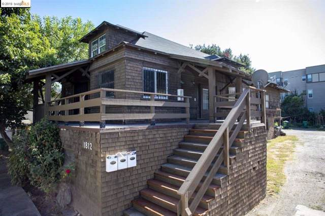 1812 27th Ave, Oakland, CA 94601 (#40883127) :: Blue Line Property Group