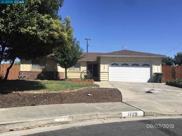 1729 Fairwood Dr, Concord, CA 94521 (#40883141) :: Blue Line Property Group