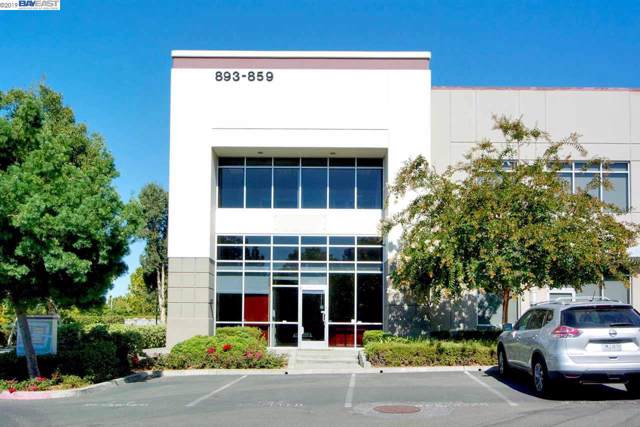 889 Corporate Way, Fremont, CA 94539 (#40883195) :: The Lucas Group
