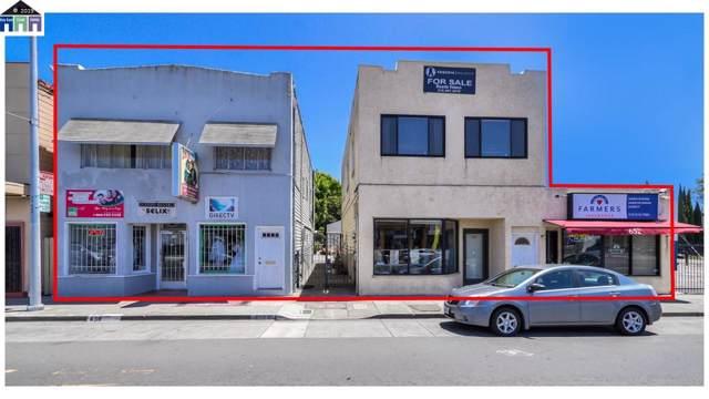654 23Rd St, Richmond, CA 94804 (#40883626) :: Armario Venema Homes Real Estate Team