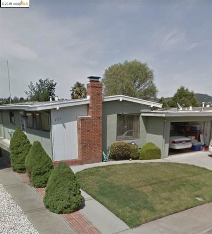 4253 Jana Vista Rd, El Sobrante, CA 94803 (#40884039) :: Realty World Property Network