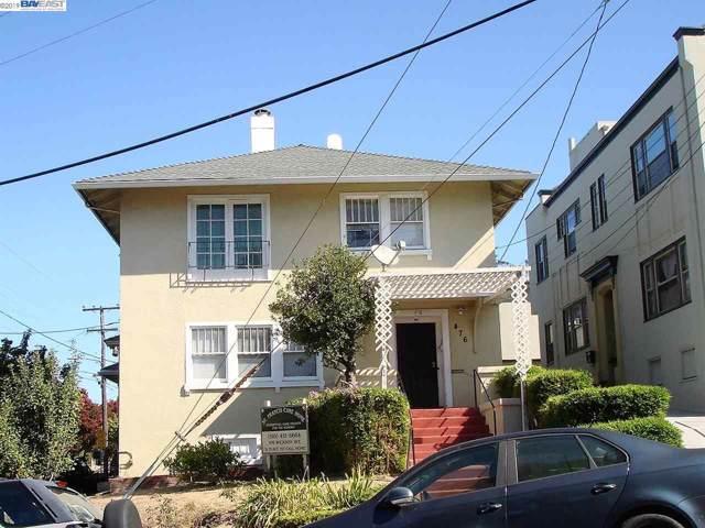 476 Wickson Ave, Oakland, CA 94610 (#40884731) :: The Lucas Group