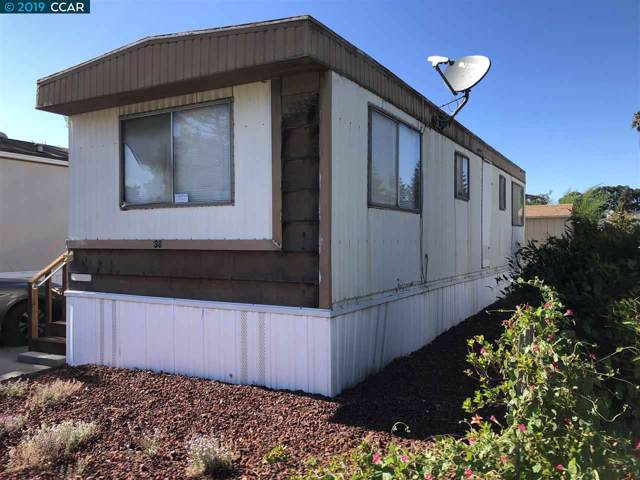 2885 Willow Road #38, San Pablo, CA 94806 (#40884903) :: The Lucas Group