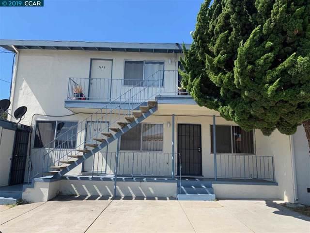 1175 26Th St, Richmond, CA 94804 (#40885227) :: Armario Venema Homes Real Estate Team