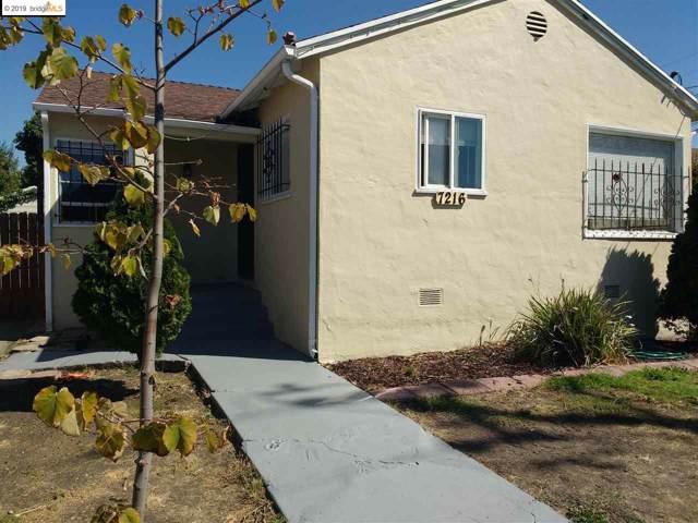 7216 Hamilton St, Oakland, CA 94621 (#40885484) :: Realty World Property Network
