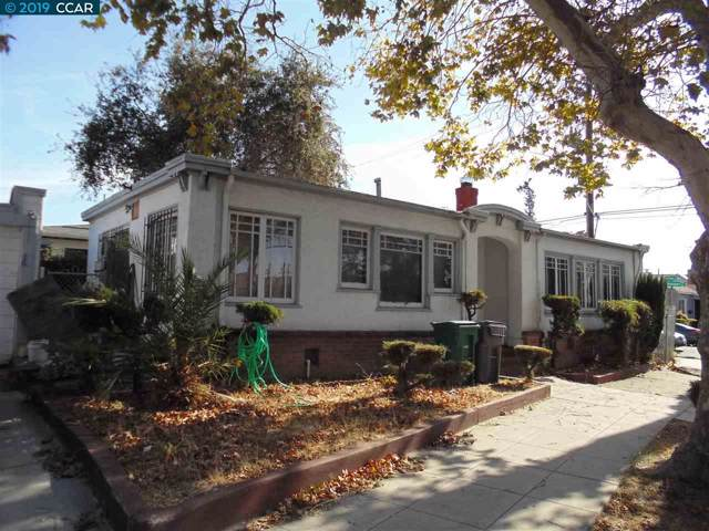 2100 Havenscourt Blvd, Oakland, CA 94621 (#40885603) :: Armario Venema Homes Real Estate Team