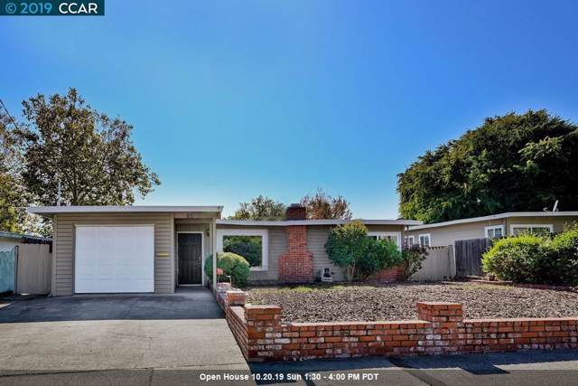2068 Highland Dr, Concord, CA 94520 (#40885805) :: The Lucas Group