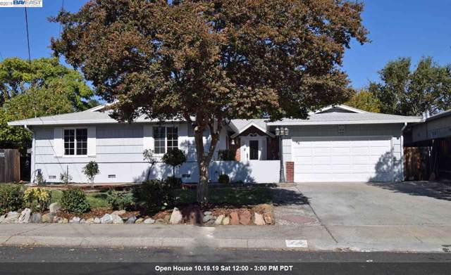 46 Baylor Ln, Pleasant Hill, CA 94523 (#40885901) :: Blue Line Property Group
