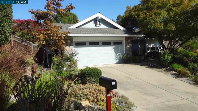 412 Saddlebrook, Pleasant Hill, CA 94523 (#40885951) :: The Lucas Group