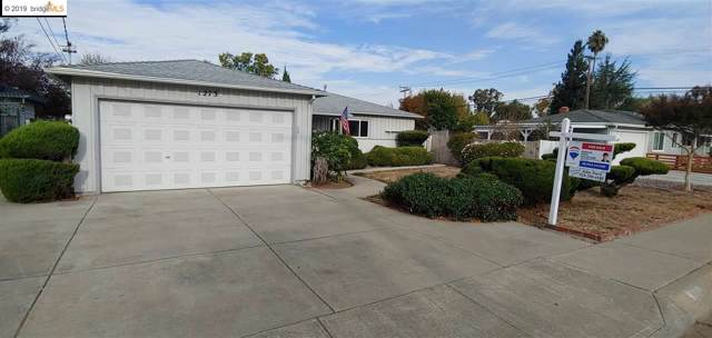 1273 Coventry Rd, Concord, CA 94518 (#40885987) :: The Lucas Group