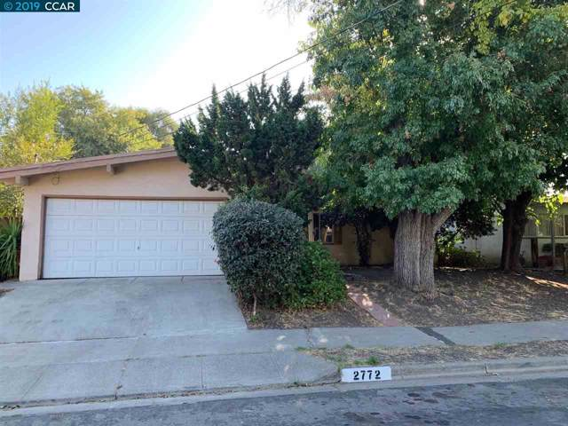 2772 Mayfair Ave, Concord, CA 94520 (#40886089) :: The Lucas Group