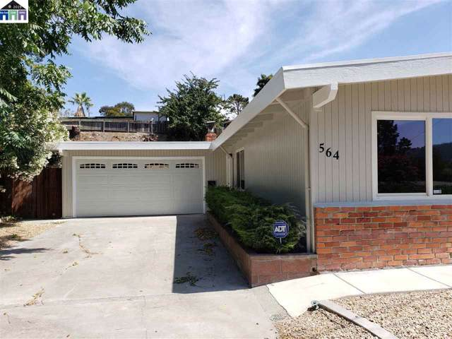 564 Pebble Dr, El Sobrante, CA 94803 (#40886182) :: Armario Venema Homes Real Estate Team