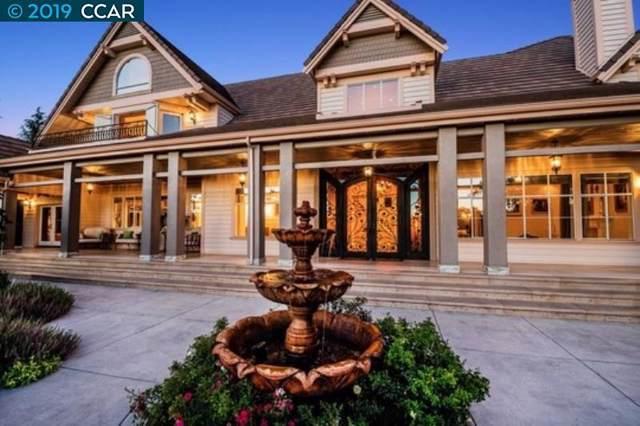 141 Cross Rd, Alamo, CA 94507 (#40886223) :: Realty World Property Network