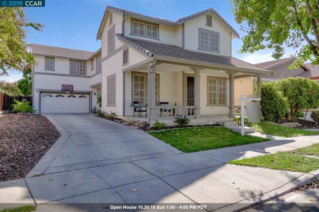 942 Snapdragon Ct, Brentwood, CA 94513 (#40886287) :: Blue Line Property Group