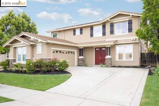 621 Armstrong Way, Brentwood, CA 94513 (#40886382) :: Blue Line Property Group